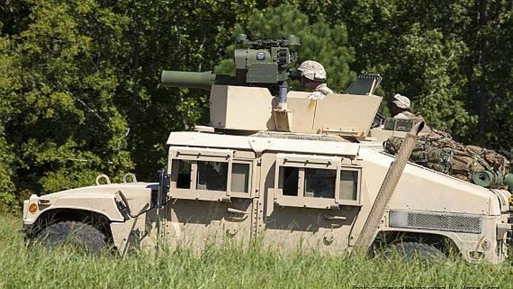 Army orders as many as 11,560 HMMWV military vehicles for Afghanistan and other U.S. allies