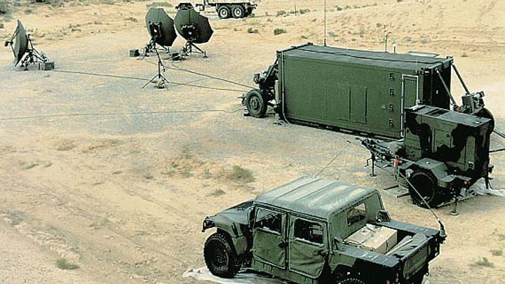 Northrop Grumman building and upgrading missile defense sensor processing for the front lines