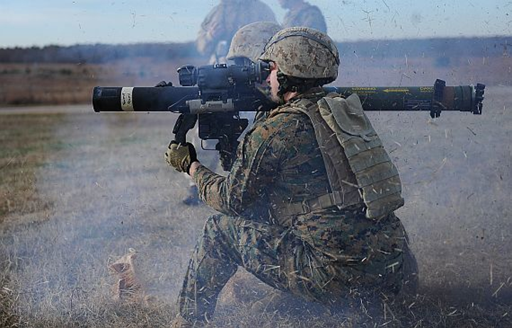 Marines ask ADS to build another 425 shoulder-fired rocket launchers to attack bunkers and tanks