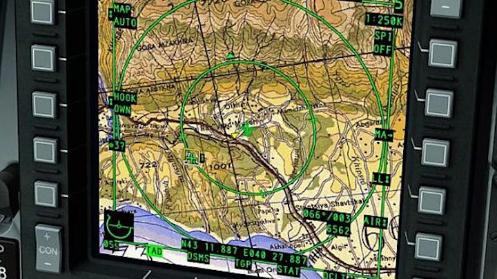 Raytheon to upgrade cockpit display avionics in U.S. Marine Corps CH-53E heavy-lift helicopters