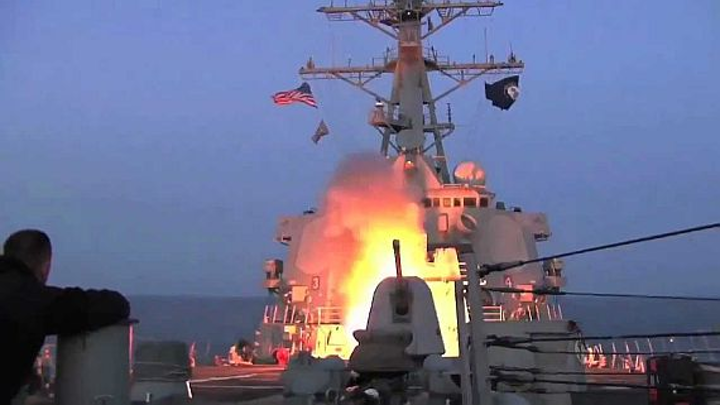 Raytheon to upgrade venerable Tomahawk cruise missile for anti-ship role against moving enemy vessels