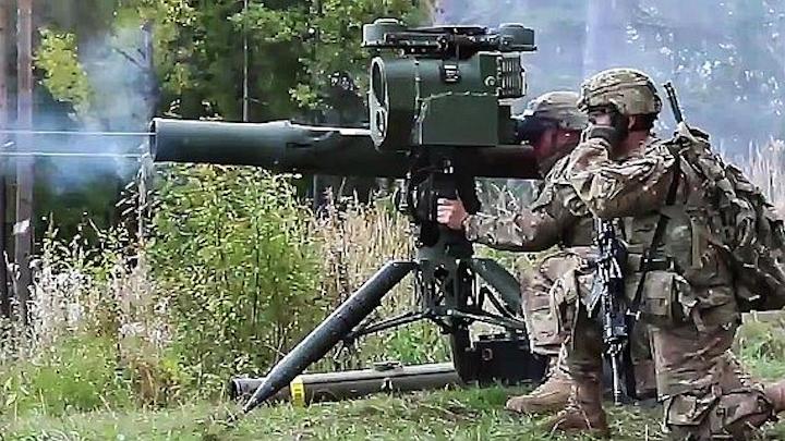 Raytheon to build TOW radio-controlled anti-tank missiles for U.S. Army, Saudi Araba, and Lebanon