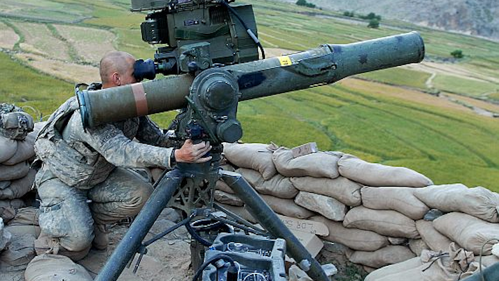 Raytheon orders for radio-controlled anti-tank missiles roll-in with deals worth a half-billion-dollars