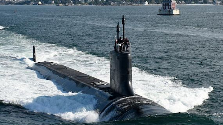 DRS Laurel to provide embedded computing, display, and networking for U.S. and allied submarines