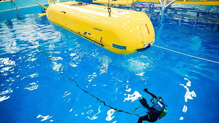 DARPA considers moving forward with new propulsion for manned and unmanned undersea vehicles