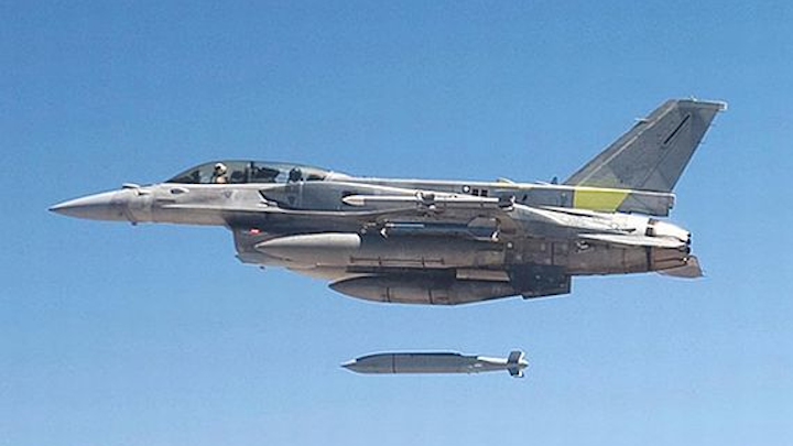 Raytheon to build 200 data-linked target-penetrating smart munitions for government of Qatar