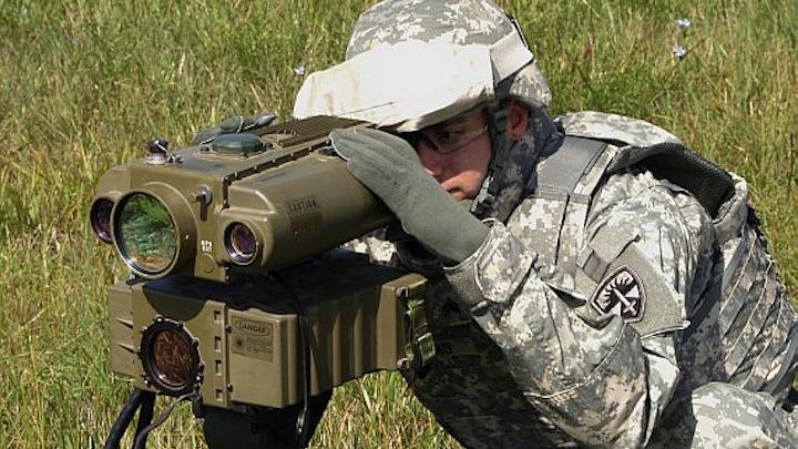 Army kicks off 10-year program to build electro-optical target designation laser range finder