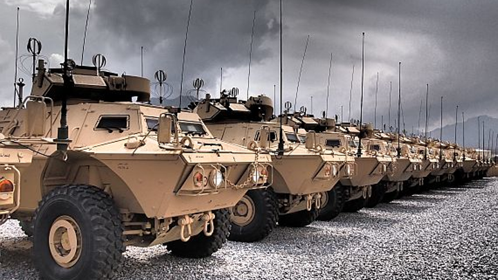 Textron to build as many as 255 MSFV armored combat vehicles and vetronics in $332.9 million deal
