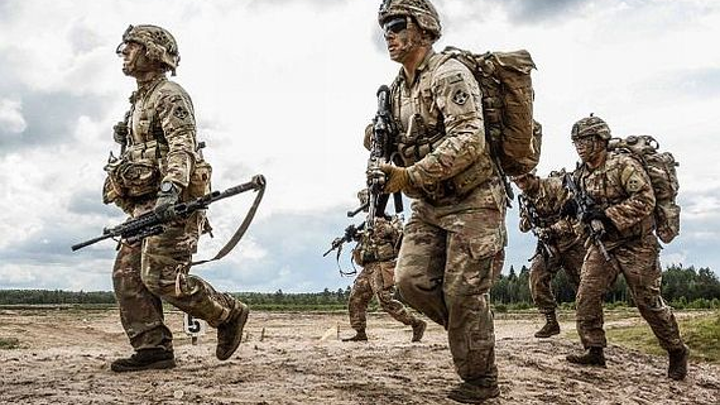 Army unveils plan for immersive infantry simulator to enable squad members to train together