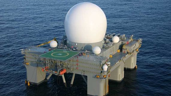 Raytheon to upgrade hardware and software in sea- and land-based X-band missile-defense radar