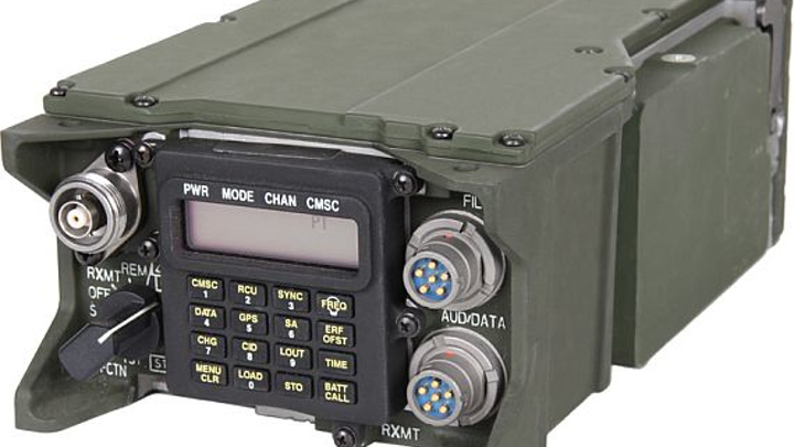 Harris to provide Single-Channel Ground and Airborne Radio System (SINCGARS) for Morocco