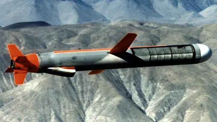 Resultado de imagen para misil Tomahawk
