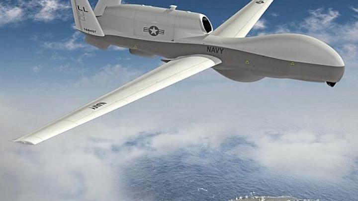 Raytheon to provide multispectral sensor system for Navy MQ-4C Triton maritime surveillance UAV