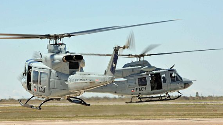 Bell receives order for four more Bell 412EP helicopters from the Argentine air force