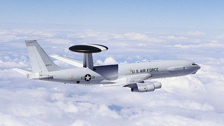 Boeing moves forward with project to install digital electronics in E-3 Sentry cockpit avionics