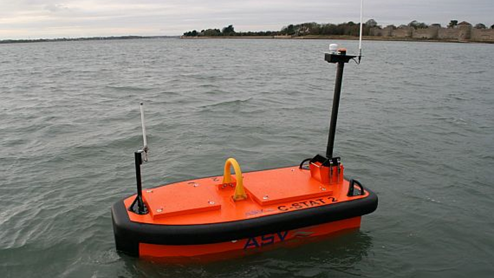 Hydronalix to develop gateway buoy for unmanned underwater vehicle control and communications