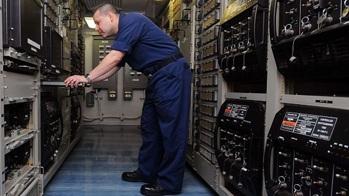 Navy looks to General Dynamics for big order in maritime radios for shipboard communications