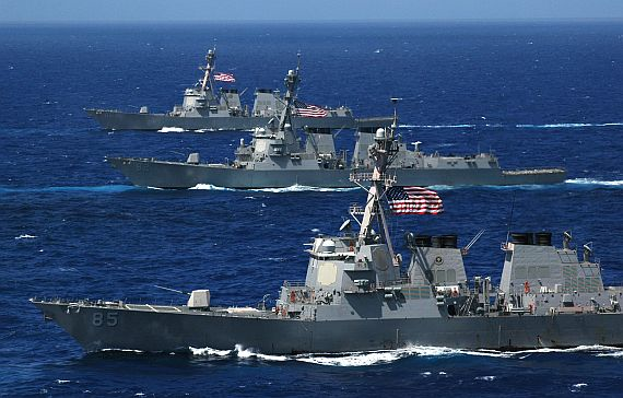 Navy relies on ATCA embedded computing system from Artesyn for upgrading Aegis weapon system