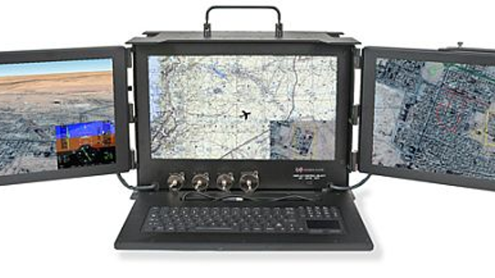 Portable rugged computers for military, industrial, and commercial uses introduced by Chassis Plans