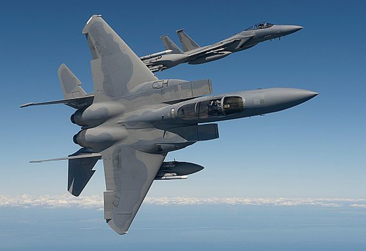 Boeing to build 36 new F-15QA combat aircraft with digital
