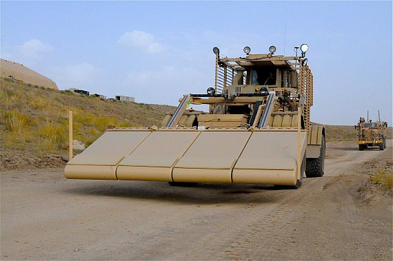 Army to upgrade ground-penetrating radar system for detecting hidden IEDs buried in roadways