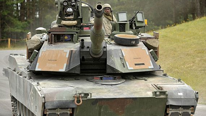 General Dynamics to upgrade 786 Abrams main battle tanks and vetronics for U.S., Saudi Arabia, and Kuwait