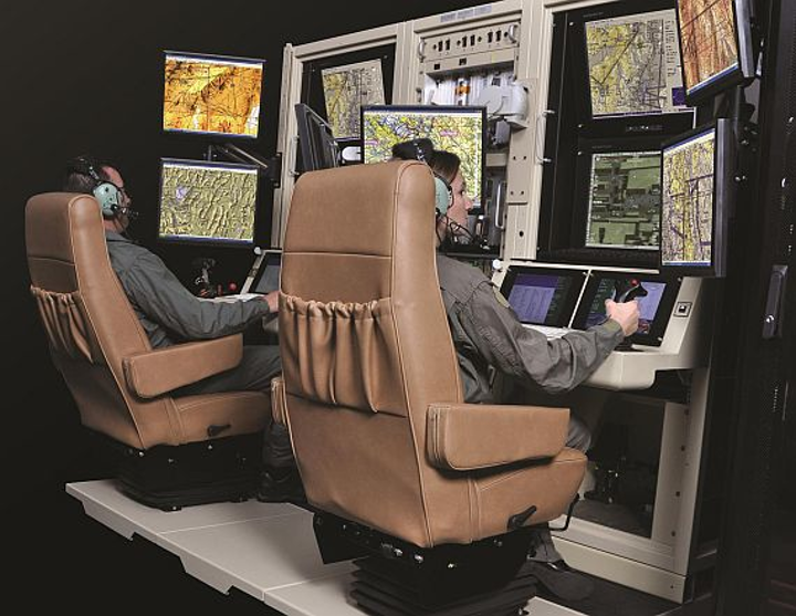 Air Force orders unmanned aircraft flight simulation upgrades for practice and mission rehearsal