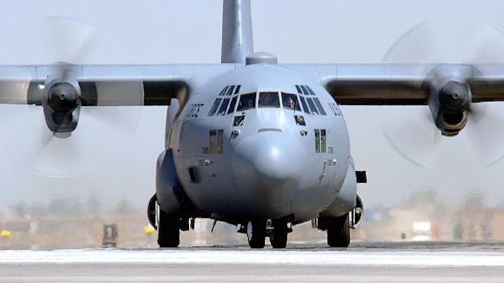 SRC to install radar warning receiver aboard C-130 aircraft for airborne electronic warfare (EW)