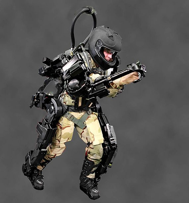 Army reaches out to industry for new ideas on exoskeletons to help warfighters lift heavy loads