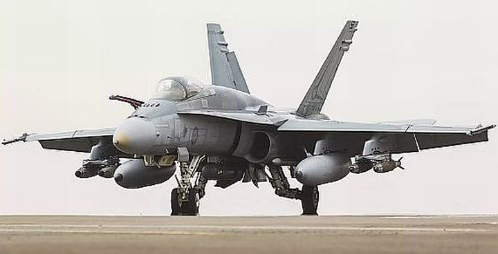 Harris to provide sophisticated electronic warfare (EW) jamming systems for combat aircraft