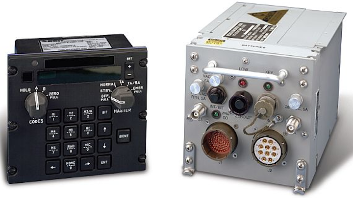 BAE Systems to provide IFF transponders for U.S. Navy and military avionics in $28.3 million order