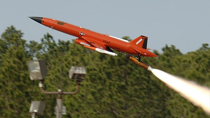 subsonic aerial target designed to help Navy aircraft and surface warship crews learn to defeat enemy cruise missiles