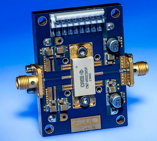 Image result for RF Monolithic Microwave Integrated Circuit