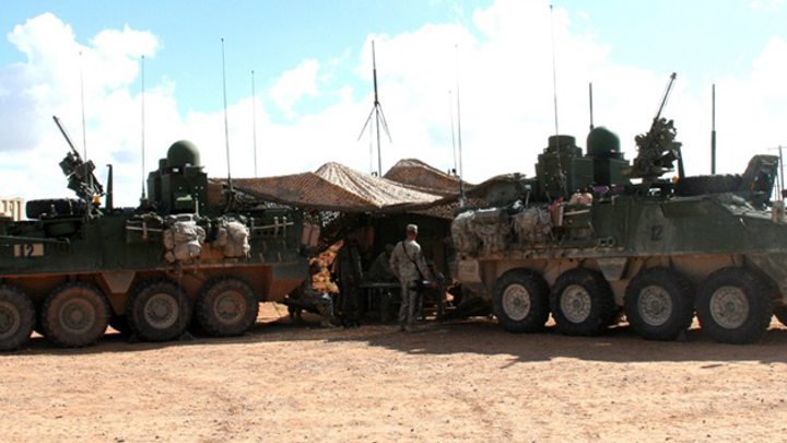 Comtech satellite modems support Army PM Tactical Network