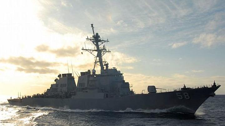 Navy asks Raytheon to continue AMDR advanced shipboard radar for newest Burke-class destroyers