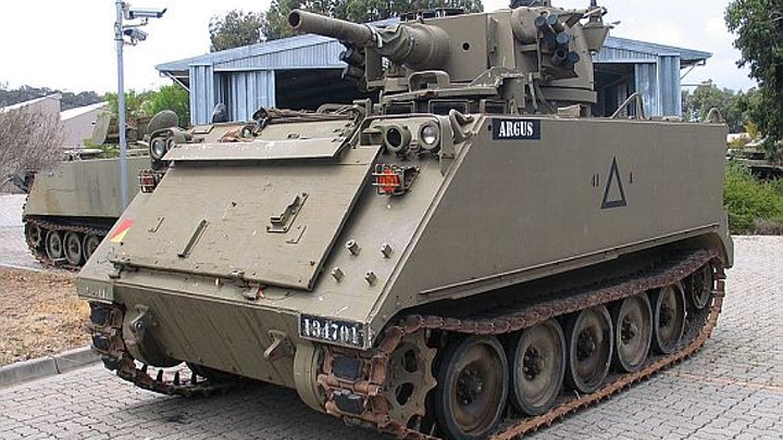 Army to approach industry for armored combat vehicle prototypes to demonstrate unmanned technologies