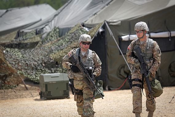 Army asks industry for enabling technologies to detect explosive chemicals at standoff ranges