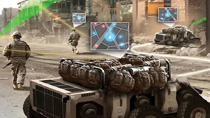 Army surveys industry for the latest artificial intelligence research for cyber and electronic warfare