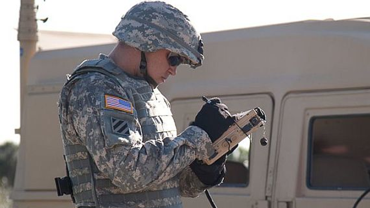 Battlefield computing experts choose Leonardo DRS to provide rugged computers for networked battle