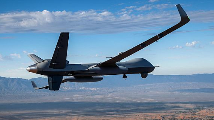 Air Force asks General Atomics to upgrade 122 MQ-9 Block 5 Reaper unmanned attack drones