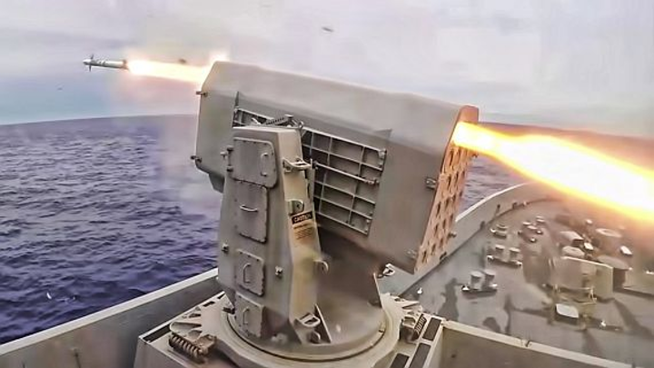 Navy asks Raytheon to produce Rolling Airframe Missile (RAM) Block 2 for shipboard missile defense