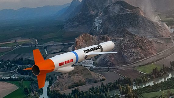 Raytheon moves ahead with new guidance sensor and processor for anti-ship Tomahawk missile