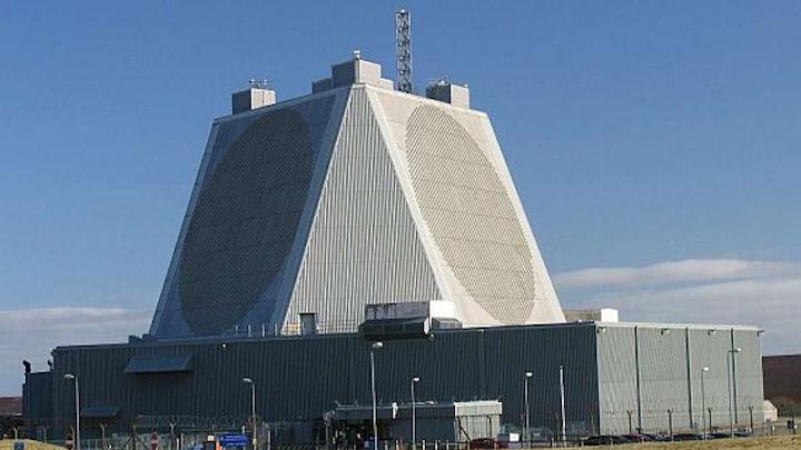Northrop Grumman to upgrade U.S. early warning military radar to help prevent ballistic missile attack