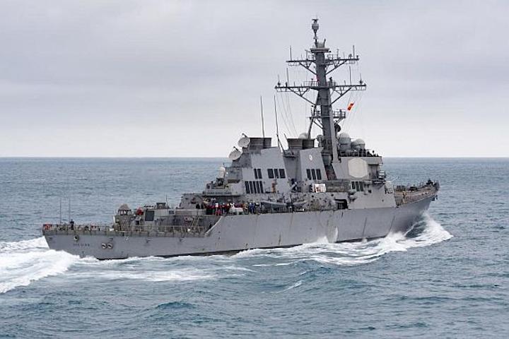 Lockheed Martin to continue building U.S. Navy AN/SQQ-89A(V)15 shipboard undersea warfare systems