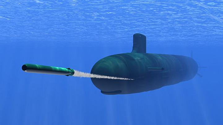 Lockheed Martin continues upgrading sonar and guidance of Navy submarine-launched torpedo