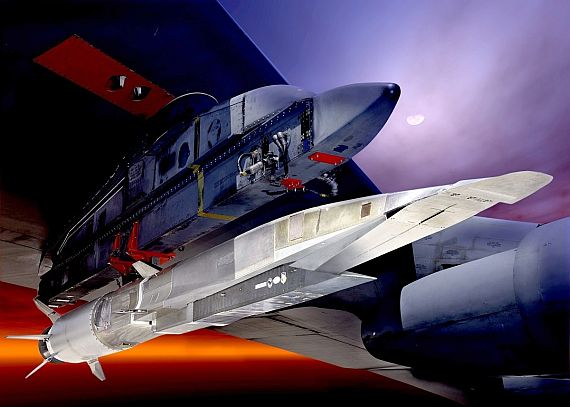 Just in a nick of time: U.S. military researchers finally get serious about Mach 5 hypersonic weapons