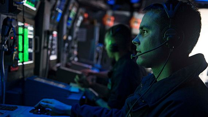 Navy to brief industry next week on information warfare, cloud computing, and network security