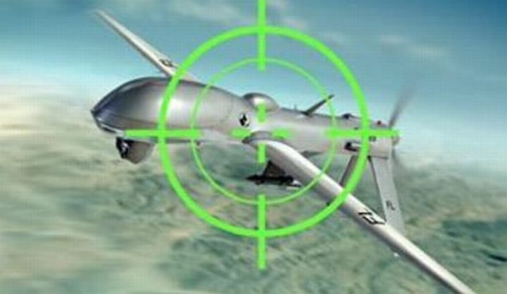 Army asks Lockheed Martin to develop UAV high-power microwave