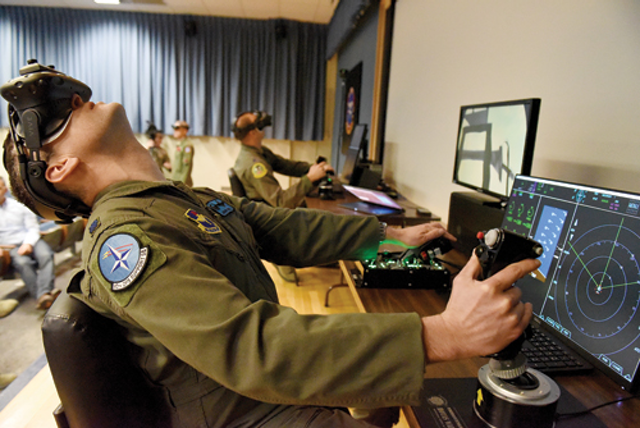 The increasing role of COTS in high-fidelity simulation | Military