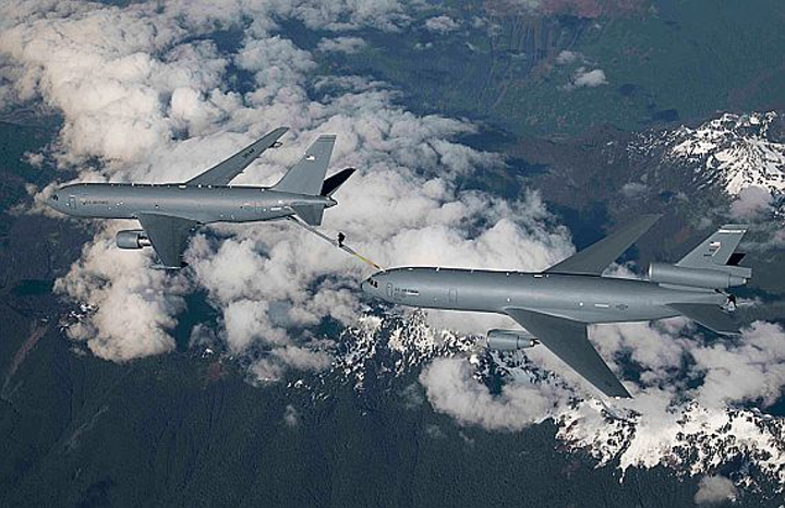 Air Force asks Boeing to provide 18 additional KC-46 tanker